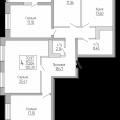 4-комнатная квартира, УЛ. КОЖЕВЕННАЯ, 22