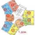 1-комнатная квартира, ЭНГЕЛЬС, КОМСОМОЛЬСКАЯ  117К1
