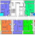 1-комнатная квартира, КИРОВ, ПОЛЕВАЯ Д.14