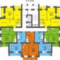 1-комнатная квартира, КИРОВ, ОКТЯБРЬСКИЙ ПРОСПЕКТ Д.105А К.КОРПУС А