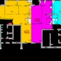 2-комнатная квартира, УЛ. ЧАПАЕВА, 14А