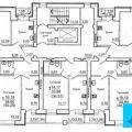 1-комнатная квартира, УЛ. ВОСКРЕСЕНСКАЯ, 32