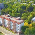 2-комнатная квартира, ул. Комсомольская