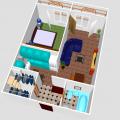 2-комнатная квартира, УЛ. 10 ЛЕТ ОКТЯБРЯ, 111 К1