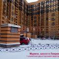 1-комнатная квартира, П. МУРИНО, П. МУРИНО ЛАВРИКИ (ШОССЕ) ДОМ 55