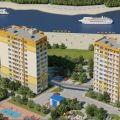 2-комнатная квартира, ТВЕРЬ, УЛ БОБКОВА Д. 38
