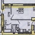 1-комнатная квартира, ПЕР. ЛУННЫЙ
