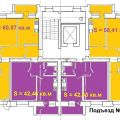 1-комнатная квартира, УЛ. КРУПСКОЙ, 14 К3
