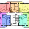 2-комнатная квартира, Касьянова