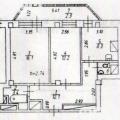 2-комнатная квартира, УЛ. 3-Я ЕНИСЕЙСКАЯ, 32 К3