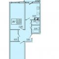 2-комнатная квартира, УЛ. КОЛЬЦЕВАЯ, 1-А СТ2