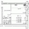 1-комнатная квартира, ЧЕРЕПОВЕЦ, УЛ. КОММУНИСТОВ 44