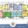 1-комнатная квартира, БАРНАУЛ, 65 ЛЕТ ПОБЕДЫ Д. 1