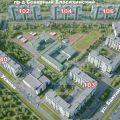 1-комнатная квартира, БАРНАУЛ, СЕВЕРНЫЙ ВЛАСИХИНСКИЙ ПРОЕЗД Д. 102
