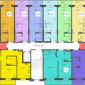 1-комнатная квартира, ЕНИСЕЙСКАЯ СЛОБОДА, 4