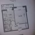 1-комнатная квартира, УЛ. ТЭЦЕВСКАЯ, 4