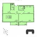 3-комнатная квартира, УЛ. КОЛЬЦЕВАЯ, 2