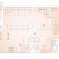 1-комнатная квартира, МЫТИЩИ, ПЕРВОМАЙСКАЯ