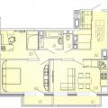 2-комнатная квартира, МЫТИЩИ, ПЕРВОМАЙСКАЯ