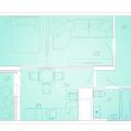 1-комнатная квартира, МЫТИЩИ, АКАДЕМИКА КАРГИНА