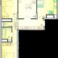 3-комнатная квартира, МЫТИЩИ, АКАДЕМИКА КАРГИНА