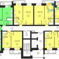1-комнатная квартира, ул. Карла Маркса 103Б