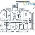 1-комнатная квартира, Гагарина 80