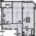 2-комнатная квартира, СЕВАСТОПОЛЬ, АНТИЧНЫЙ ПР-КТ.