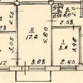 4-комнатная квартира, КОМКОВА, 3Б