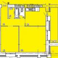 2-комнатная квартира, ул. Диктора Левитана