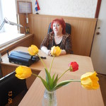 Специалист  Киргинцева Людмила Алексеевна