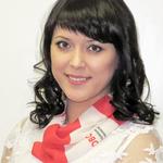 Специалист Кадырова Анастасия Борисовна