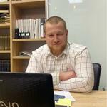 Специалист Антон Комаров
